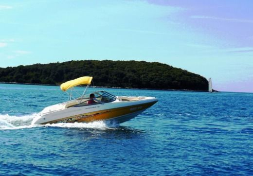 Motorboat Rinker Rinker 192 BR Captiva for hire