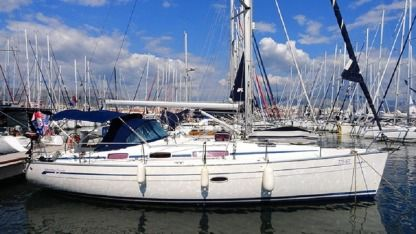 Rental Sailboat Bavaria 38 Cruiser Split