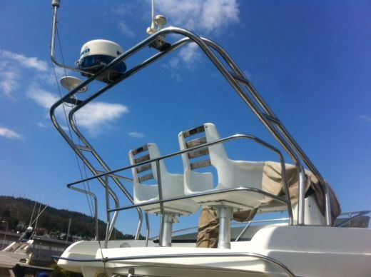 Motorboat Starfisher 1060 for hire