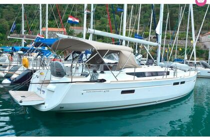 Rental Sailboat JEANNEAU 479 Dubrovnik