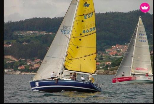 Noleggio X-Yachts Imx 38 a Reggio Calabria - Click&Boat