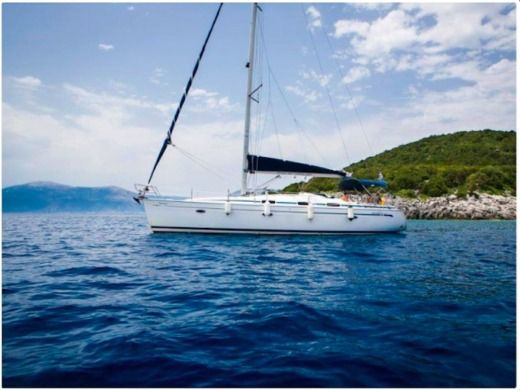 Sailboat Bavaria 42 Cruiser