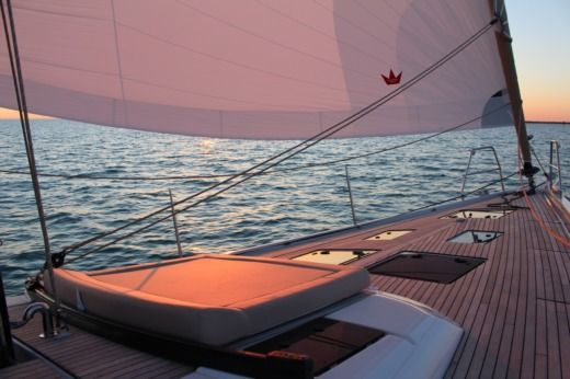 Sailboat Dufour 56 Exclusive Sortie En Mer Avec Skipper for hire