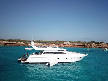 Rental Motorboat Firebird 68 Fly Ibiza