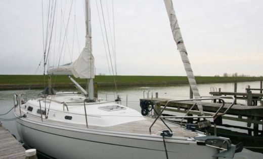 Sailboat HANSE Hanse 342 peer-to-peer