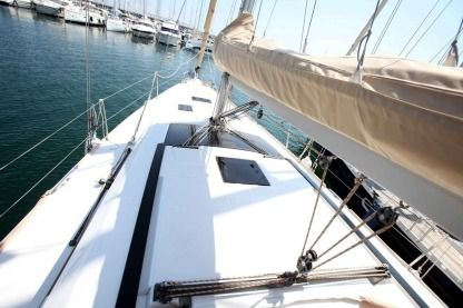 Charter Sailboat Dufour 410 Grand Large Valencia