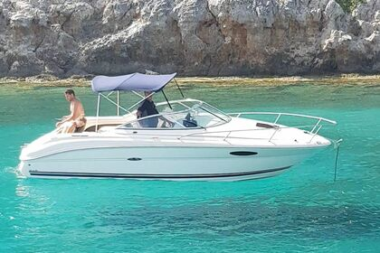 Charter Motorboat Sea Ray Weekender 215 Chania