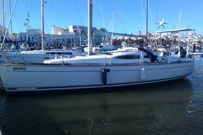 Hire Sailboat Kirie - Feeling Feeling 36 Oropesa del Mar