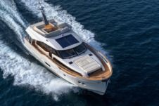 Charter motorboat in Comporta