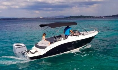 Charter Motorboat Nadirmarine Eolo 730 Hbs Vodice