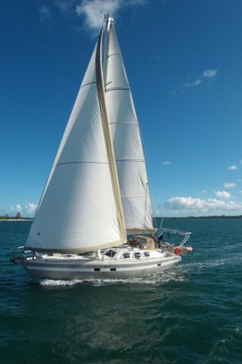 Garcia Yachting Maracuja 40 Pieds in La Trinité-sur-Mer for hire