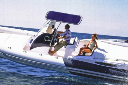 Rental RIB STINGHER STINGHER 29 Diamond Cogolin