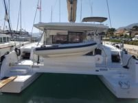 Rental catamaran in Split