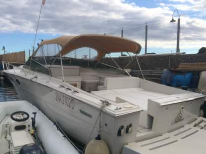 Rental Motorboat Tornado Tornado 38 Flush Deck Naples