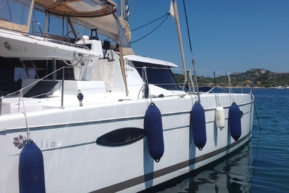 Charter Catamaran FOUNTAINE PAJOT Helia 44