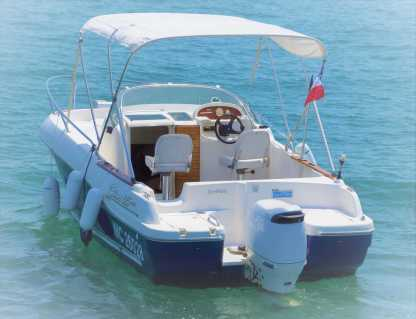 Rental Motorboat Jeanneau 625Wa Cannes