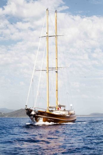 Sailboat M/s Eylul Deniz Ii for hire