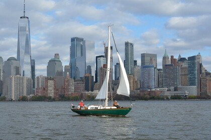Miete Segelboot Hinckley 35 New York City