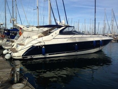Rental Motorboat Sunseeker Camargue 52 Barcelona