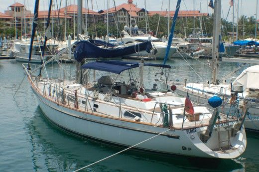Sailboat Tayana Tayana 55 for hire