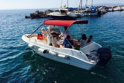 Rental Motorboat Allegra All 5.9 Ičići