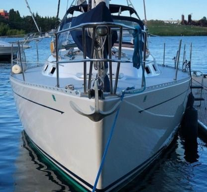 Rental Sailboat Freedom Yachts 36 Seattle