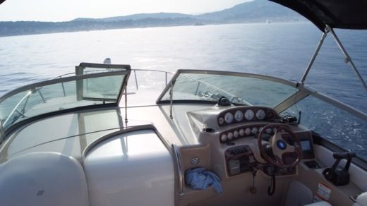 Motorboat Four Winns 288 for hire