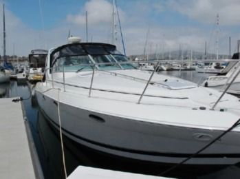 Charter Motorboat Formula Performance Cruiser Newport Beach