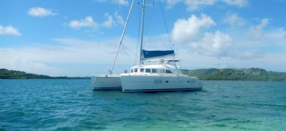 Location Catamaran Lagoon 380 Victoria