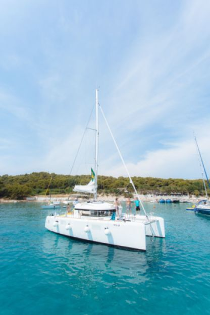 Location Catamaran Lagoon 39 Split