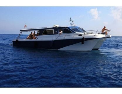 Charter Motorboat Cougar Cougar 40 Rosignano Solvay