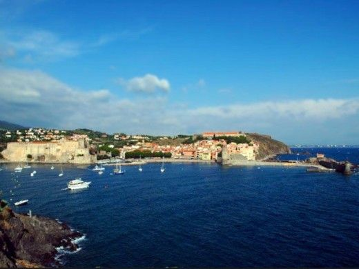 Allegra All 19 Open a Collioure tra privati