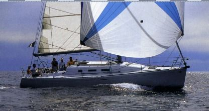 Charter Sailboat Beneteau First 40.7 Cagliari