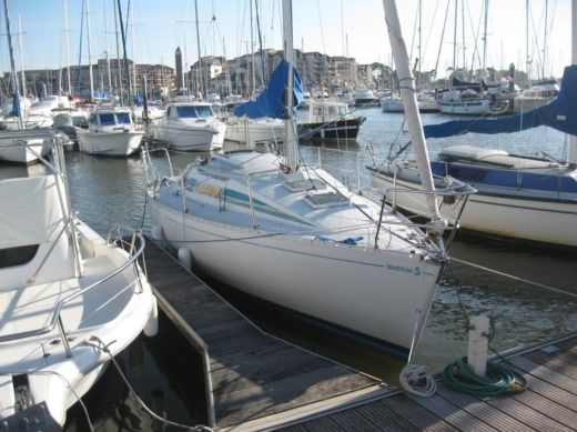 Beneteau First 285 in Hondarribia zwischen Privatpersonen