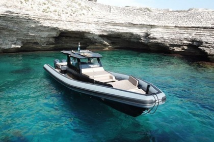 Charter RIB SEA WATER PHANTOM 500 XTO Bonifacio