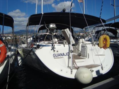 Charter Sailboat Bavaria 50 Cruiser Las Galletas