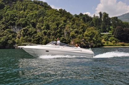 Rental Motorboat Cranchi Turchese 24 Como