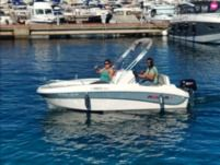 Motorboat Remus Remus 450 for hire