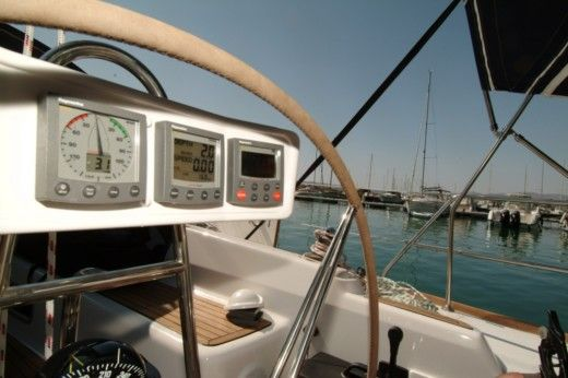 Sailboat Salona Salona 45 peer-to-peer