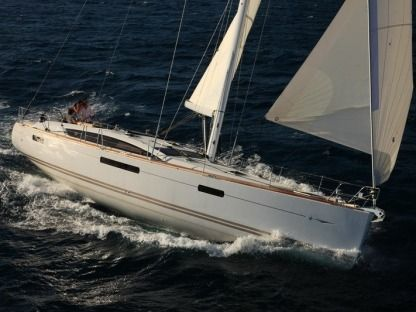 Charter Sailboat Jeanneau 53 Split