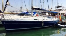 Oceanis Clipper 361 in Ibiza for rental