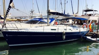 Charter Sailboat Oceanis Clipper 361 Ibiza