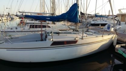 Rental Sailboat Jeanneau Brio Le Havre