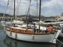 Location Voilier Chantier Sirvin À Aigues Mortes Ketch Tahiti Cannes