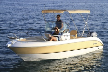 Rental Motorboat SESSA KEY LARGO 20 Ibiza