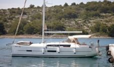 Charter Sailboat Dufour 382 Grand Large Biograd na Moru