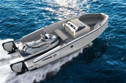 Miete Motorboot Icon Craft 24 Cannes