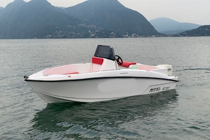 Miete Motorboot Combass Boat Compass 165 CC Verbania