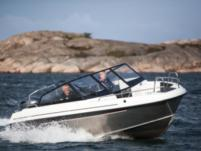 Motorboat Yamarin Cross 62 Br for rental