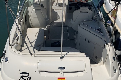 Hire Motorboat Sea Ray SUNDECK 240 Marbella